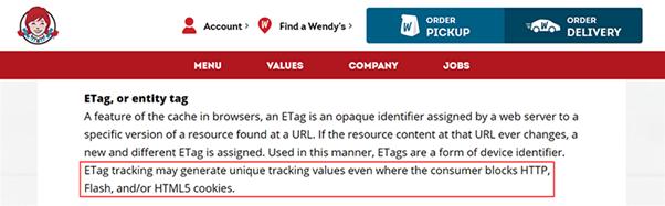 Не совсем новый способ распознавать и отслеживать пользователей без файлов cookie