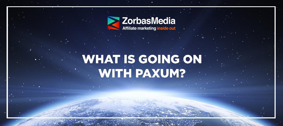 Paxum обрабатывает с осторожностью